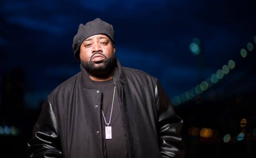 LORD FINESSE – April 2018