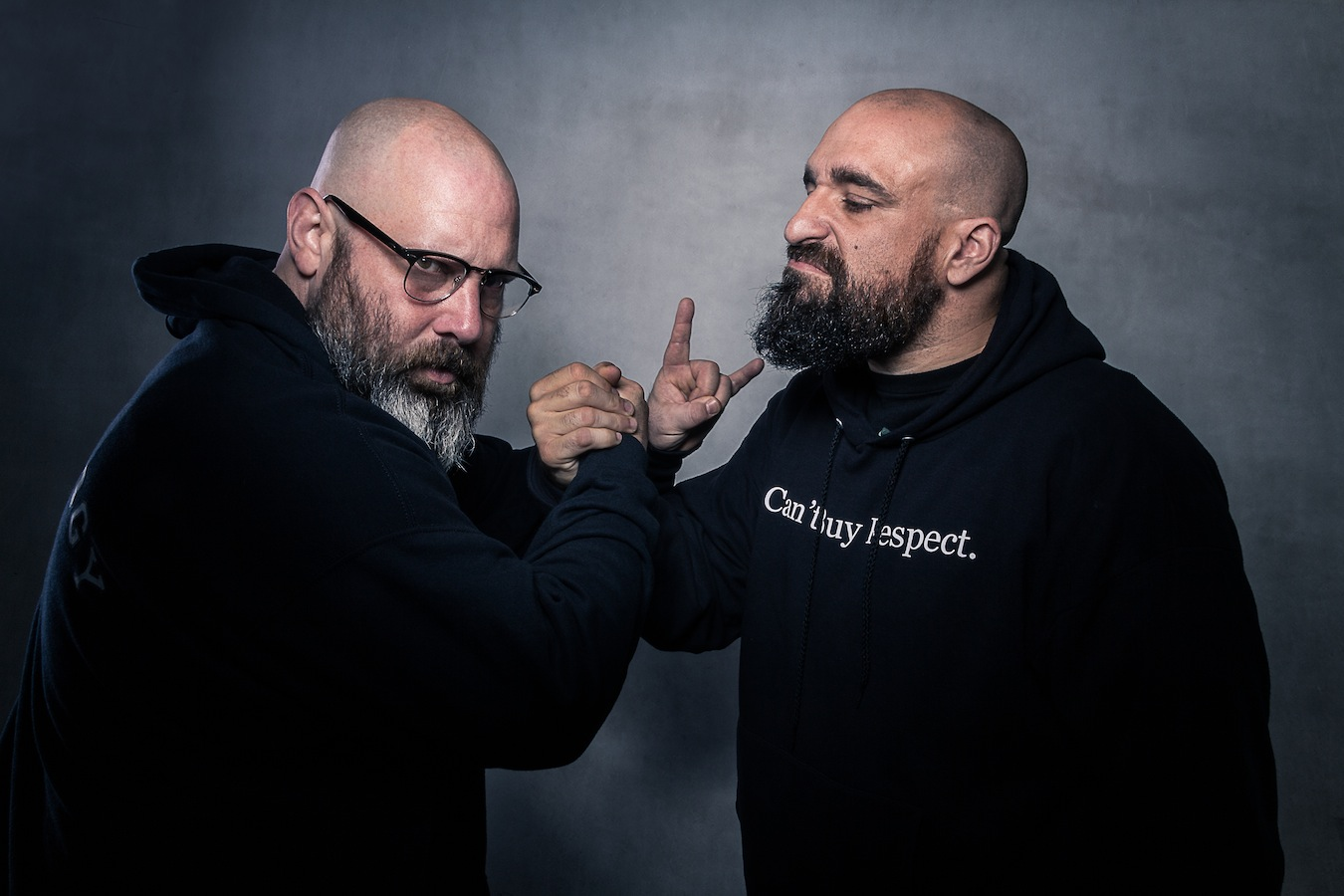 "SAGE FRANCIS & B.DOLAN ""EPIC BEARD MEN"": July"