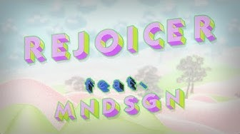 Rejoicer-Purple-T-Shirts-feat.-Mndsgn-