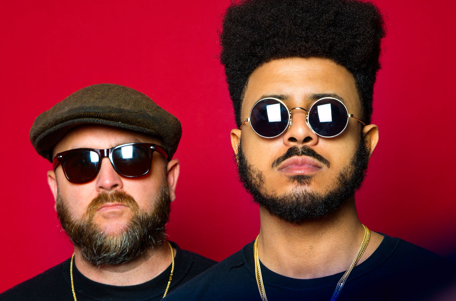 BLU & EXILE W/ CHOOSEY and PISTOL McFLY – Nov 2019
